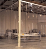 Industrial Curtains - R&D Data Products