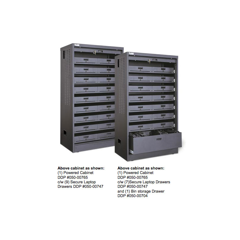 Secure Laptop Notebook Cabinets R Amp D Data Products